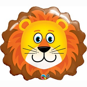 """29"""" Foil Lovable Lion (non-pkgd.), QF29SI16860 (0) <10 個/包>"""