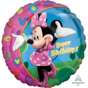 """Anagram Foil - 17"""" Minnie Happy Birthday , A-S60-17797"""