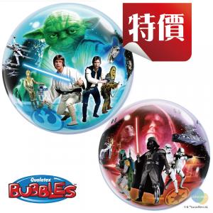"Bubble 22"" Star Wars (Pkgd.), QBB-10474 (2)"