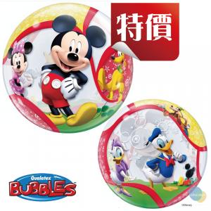 "Bubble 22"" Disney Mickey & His Friends , QBB-41067"