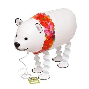 SAG Walking Balloon - Polar Bear Hawaii 北極熊夏威夷 (non-pkgd.), SAG-W8852