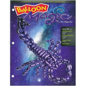 Balloon Magic - ISSUE #93 Qualatex , QE-93-92598