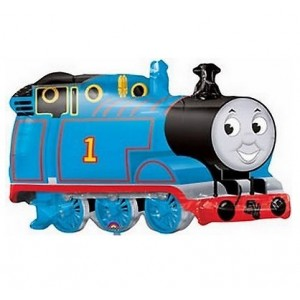 Anagram Foil - Thomas the Tank Engine#1 (Super Shape) , A-P38-06966