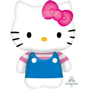 Anagram Foil - Hello Kitty Summer Fun Kitty , A-P38-21843