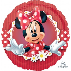 "Anagram Foil - 17"" Mad About Minnie , A-S60-24813"