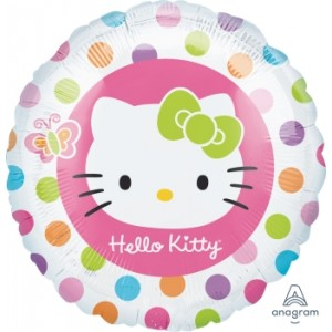 "Anagram Foil - 17"" Hello Kitty Rainbow , A-S50-A118230"