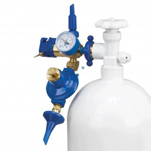 Conwin - Bubble inflator with Flex-Tilt Valve , **CHR-83111