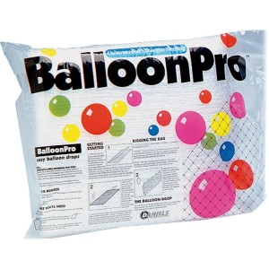 Balloon Drop Kit - Balloon Pro 1300 氣球網 , CA-718-1300