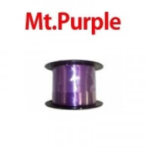 Ribbon 絲帶 Metal Purple , CA-5070A