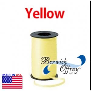 Berwick Ribbon 絲帶 Yellow , CA-5006L