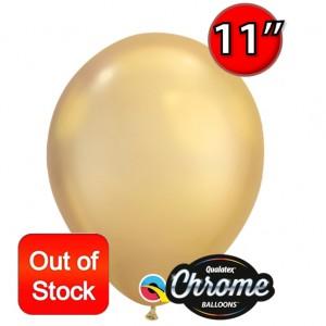"11"" Chrome Gold , QL11RC58271 (1)"