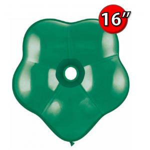 "Blossom 16"" 花瓣形 Emerald Green (25ct) , QL16BJ37811 (0)"