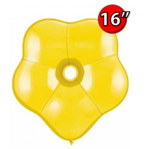 "Blossom 16"" 花瓣形 Citrine Yellow (25ct) , QL16BJ37813 (0)"