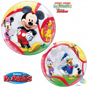 "Bubble 22"" Disney Mickey & His Friends , QBB-41067"