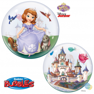 "Bubble 22"" Disney Sofia The First (Pkgd.), QBB-65577 (1)"