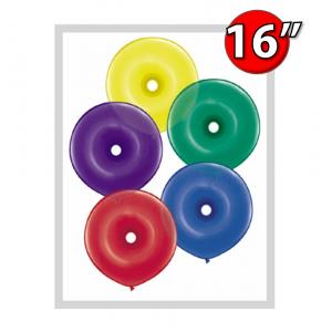 """Assortment Donut 16"""" - Jewel (50ct) , QL16DJ48883 (0)"""