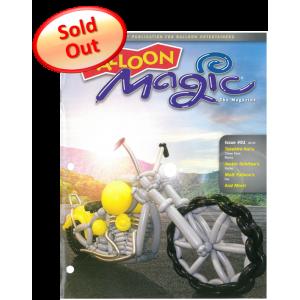 Balloon Magic - ISSUE #91 Qualatex , QE-91-84406