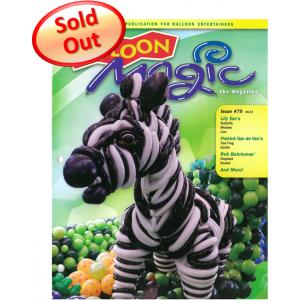 Balloon Magic - ISSUE #79 Qualatex , QE-79-17594