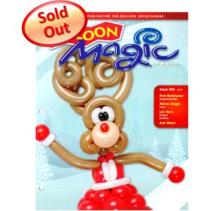 Balloon Magic - ISSUE #81 Qualatex , QE-81-17611