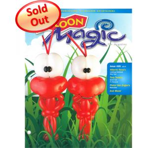 Balloon Magic - ISSUE #89 Qualatex , QE-89-58599