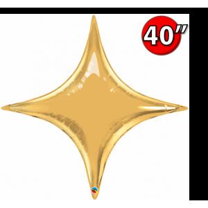 "Starpoint 40"" Metallic Gold (non-pkgd.), QF40SP15565 (0) <10 個/包>"