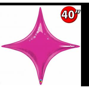 """Starpoint 40"""" Magenta , QF40SP31872 <Helium #C>"""