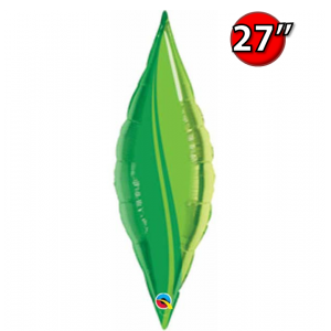 "Taper 27"" Green Leaf / Air-fill , *QF27SP17137"