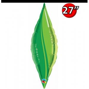 "Taper 27"" Green Leaf / Air-Fill (non-pkgd.), QF27SP17137 (0) <10 個/包>"