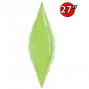 "Taper 27"" Lime Green / Air-fill , *QF27SP22861"