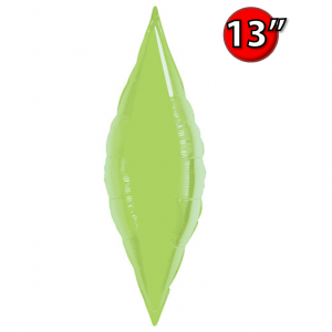 "Taper 13"" Lime Green / Air-fill , **QF13SP32020"