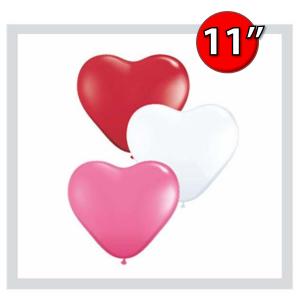 """Heart 11"""" Love Assortment , QL11HA47950 (0)"""