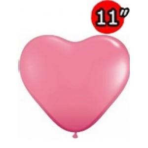 "Heart 11"" Rose , QL11HF43731 (0)"