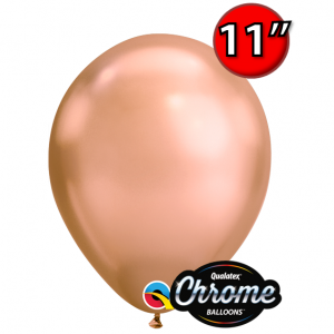 "11"" Chrome Rose Gold , QL11RC12966 (0)"