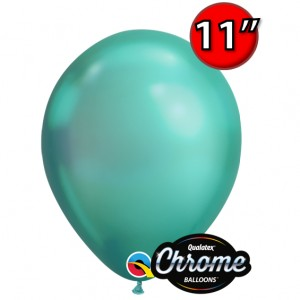 "11"" Chrome Green , QL11RC58273 (25)"