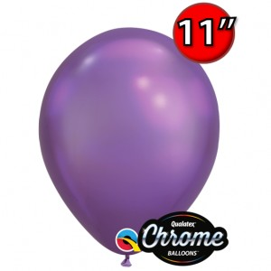 "11"" Chrome Purple , QL11RC58274 (25)"