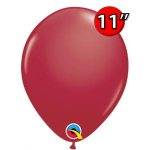 """11"""" Maroon , QL11RF57132 (4)"""