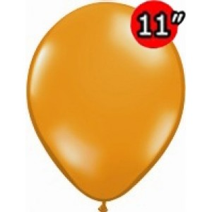 """11"""" Mandarin Orange , QL11RJ43760 (0)"""