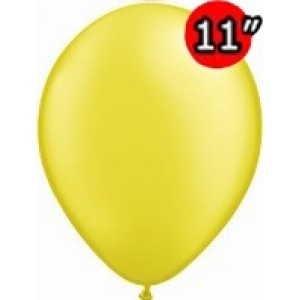 "11"" Pearl Citrine Yellow , QL11RP43771 (3)"