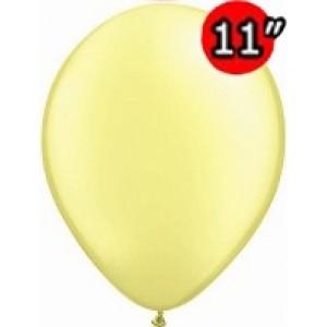 """11"""" Pearl Lemon Chiffon , QL11RP43776 (0)"""