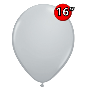 "16"" Gray (50ct) , QL16RF92289 (4)"