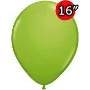 "16"" Lime Green (50ct) , QL16RF73145 (2)"
