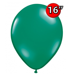 "16"" Emerald Green (50ct) , QL16RJ43863 (4)"
