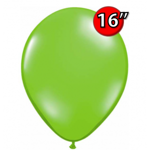 "16"" Jewel Lime (50ct) , QL16RJ99333 (4)"