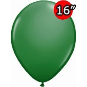 "16"" Std Green (50ct) , QL16RS43869 (3)"