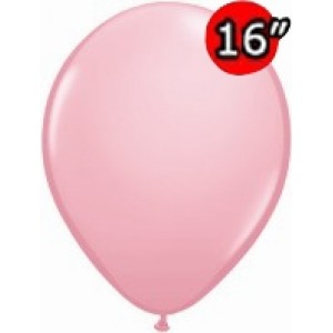 "16"" Std Pink (50ct) , QL16RS43883 (2)"