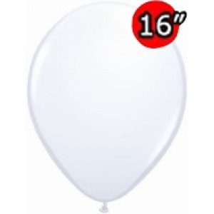 "16"" Std White (50ct) , QL16RS43904 (1)"