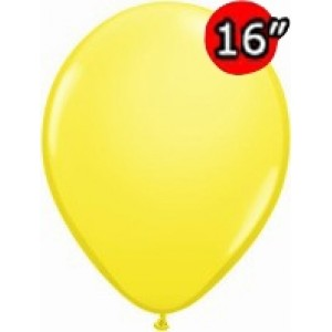 "16"" Std Yellow (50ct) , QL16RS43906 (2)"