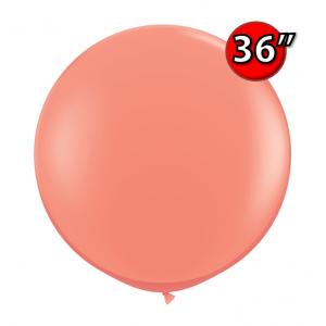 "36"" (3') Coral (2ct) , QL36RF15883 (0)"