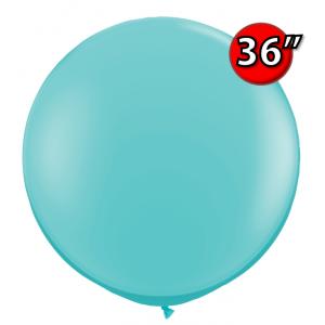 """36"""" (3') Caribbean Blue (2ct) , QL36RF18615 (3)/Q10"""