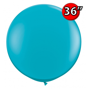 "36"" (3') Tropical Teal (2ct) , QL36RF43514 (0)"